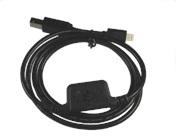 iConnectMIDI - kabel lightning iOS