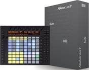Push + upgrade Ableton