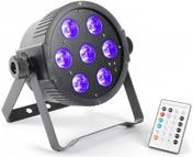 LED FlatPAR HEX
