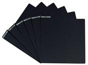 PVC Vinyl Divider black