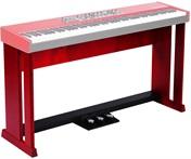 Wood Keyboard Stand