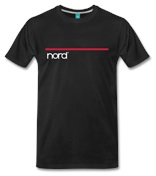 NORD T-Shirt Black S Man