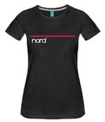 NORD T-Shirt Black M  Woman