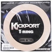 KICK PORT T-Ring Bass Template - Clear