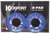 KICK PORT D-Pad Kick Pad - Black