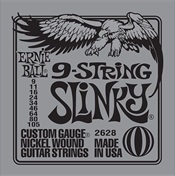 ERNIE BALL Nickel Wound 9-String Slinky