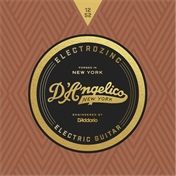 D'ANGELICO Electrozinc Jazz 12