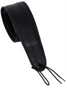 PERRI'S LEATHERS 157 Deluxe Padded Leather Black
