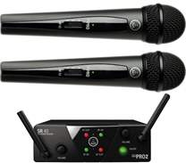 AKG WMS40 Mini2 Vocal Set Dual ISM 2/3