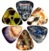 PERRI'S LEATHERS Megadeth Picks I