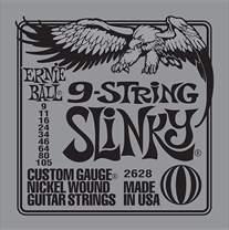 ERNIE BALL Nickel Wound 9-String Slinky