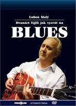MUZIKUS 12 fíglů jak vyzrát na blues - DVD - Luboš Malý