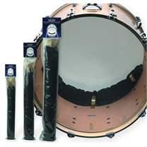 "REMO 20"" Bass Drum Muffling System"