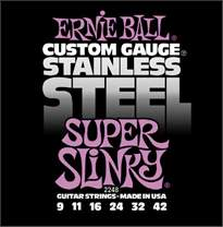 ERNIE BALL Stainless Steel Super Slinky