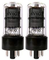 ELECTRO-HARMONIX 6V6GT PAIR