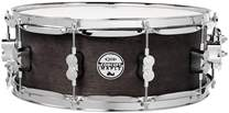 """PDP 14""""x5,5"""" Black Wax Maple snare"""