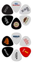 PERRI'S LEATHERS Beatles Picks Picks VI