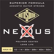 ROTOSOUND NXA10 Nexus Acoustic