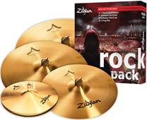 ZILDJIAN Rock Pack
