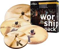ZILDJIAN Worship Pack