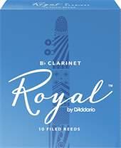 D'ADDARIO Rico Royal Bb Clarinet 2,5, 10
