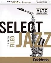 RICO Select Jazz Alto Sax FLD 2S, 10