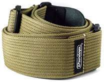 DUNLOP Ribbed Cotton Strap Olive Green