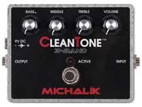 MICHALÍK Clean Tone 3 Band
