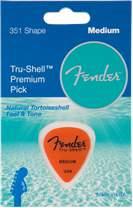 FENDER Tru-Shell 351 Shape Pick Medium