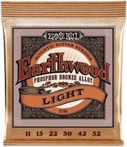 ERNIE BALL Earthwood Phosphor Bronze Light