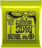 ERNIE BALL Nickel Wound 7-String Regular Slinky