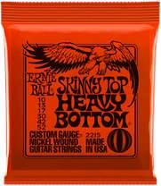 ERNIE BALL Nickel Wound Skinny Top Heavy Bottom