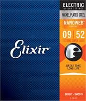 ELIXIR Nanoweb 7-String Super Light