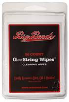 BIG BENDS String Wipes 50