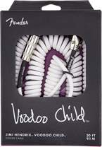 FENDER Voodoo Child Cable 30' White