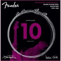 FENDER Hendrix Voodoo Child Bullet Nickel Plated Steel 10-38