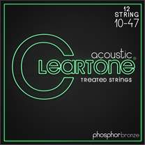 CLEARTONE Phosphor Bronze 12-String 10-47 Light
