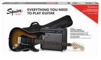 FENDER SQUIER Affinity Series Stratocaster HSS Pack LRL BS
