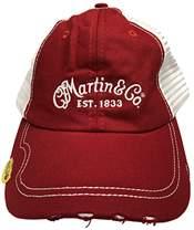 MARTIN Baseball Cap Pick Red