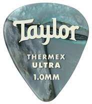 TAYLOR Premium Darktone Thermex Ultra Picks 351 1.0 Abalone