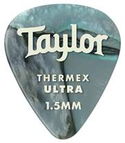 TAYLOR Premium Darktone Thermex Ultra Picks 351 1.50 Abalone