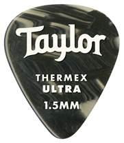 TAYLOR Premium Darktone Thermex Ultra Picks 351 1.50 Black Onyx