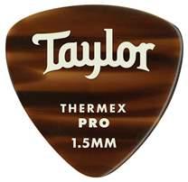 TAYLOR Premium Darktone Thermex Pro Picks 346 1.50 Tortoise Shell