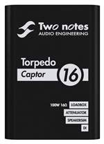 TWO NOTES Captor 16 Ohms