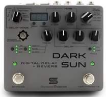 SEYMOUR DUNCAN Dark Sun - Mark Holcomb Signature Delay / Reverb