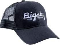 BIGSBY Logo Trucker Hat