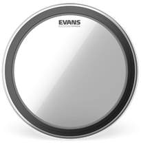 "EVANS 22"" EMAD2 Clear"