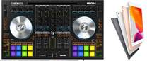 Reloop Mixon 4 + Apple iPad
