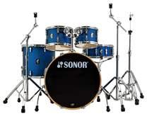 SONOR AQ1 Dark Blue Sparkle Stage Set