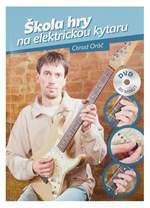 KN Škola hry na elektrickou kytaru + DVD